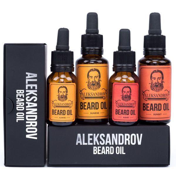 Рецепт бальзама для бороды