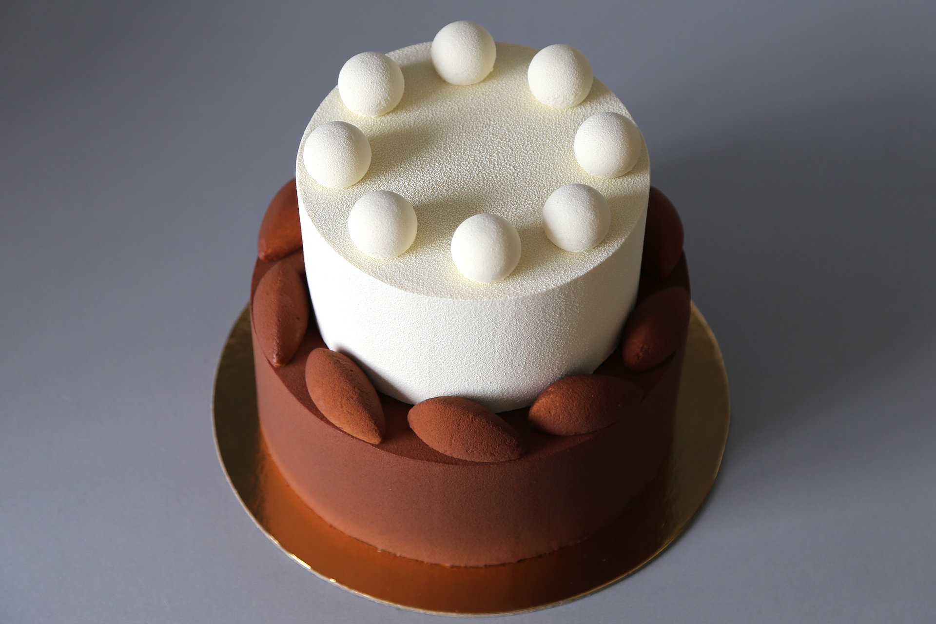 Велюр шоколадный как сделать