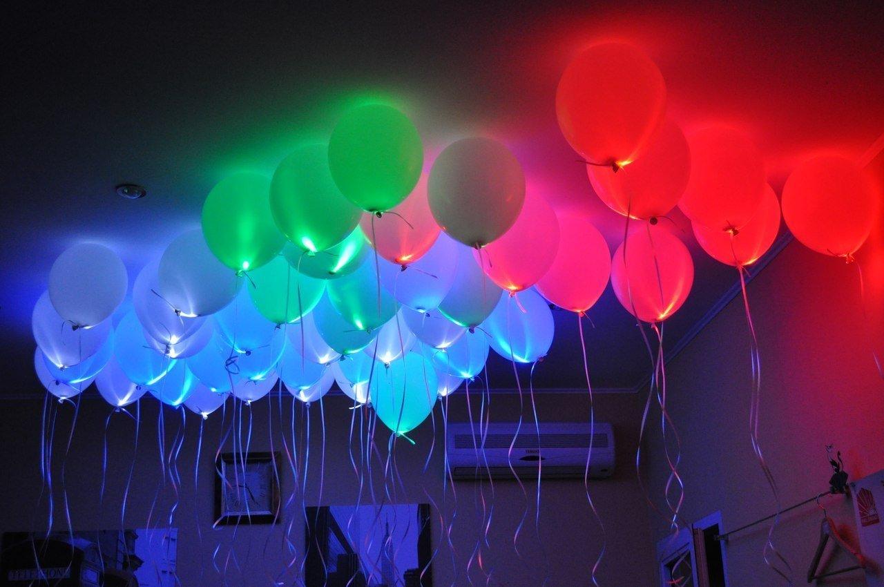 Гелиевые воздушные шары своими руками