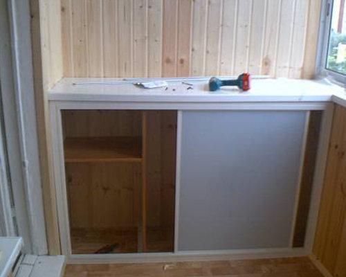 Как сделать мебель на лоджию своими руками