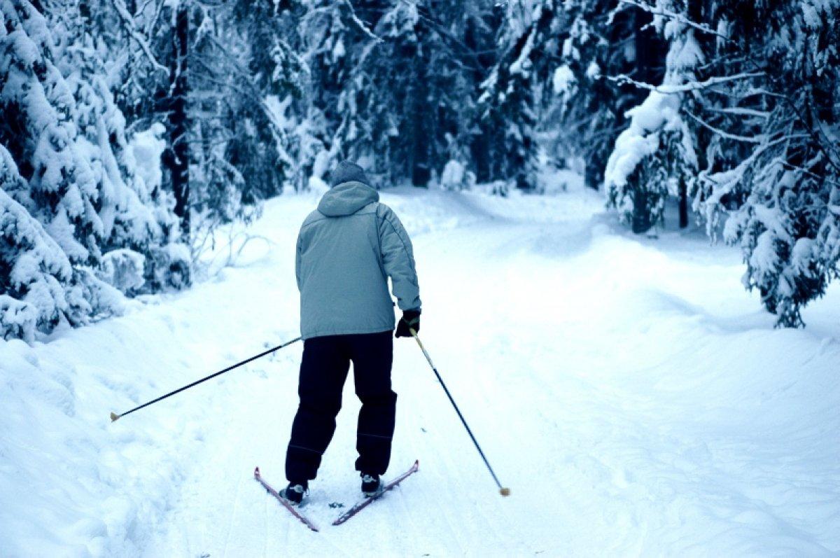называют фото мужчины зимой на лыжах интерес родителей